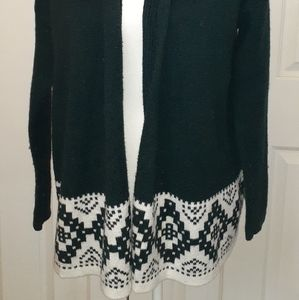 Old Navy Forest Green Cardigan